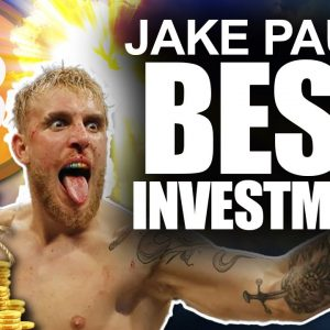 Best Investment Of My Life (Jake Paul Talks Bitcoin, NFTs, & Boxing)