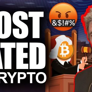 BIGGEST Crypto Trial of the Century (Why They HATE John McAfee)