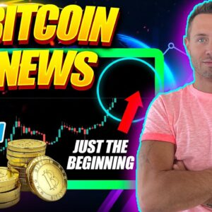 BITCOIN NEWS: BULL MARKET JUST STARTING (BTC ETF & BIG PayPal Crypto News)