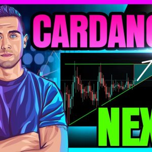 IS CARDANO THE NEXT ALTCOIN TO PUMP? (Must Watch ADA Price Data!)
