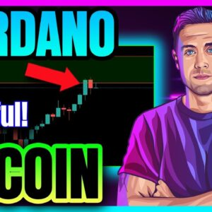 BITCOIN & CARDANO BULLISH BOUNCE (Could It Be A Fakeout?)