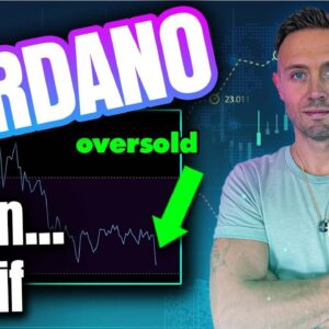 Here is Why Cardano Dipped...And Why ADA Is Doing Just Fine!